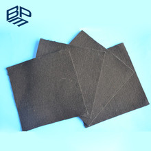 puncture resistant polyester water filter nonwoven geotextile fabric