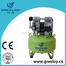 Top brand oil free greeloy air compressor for surface coating