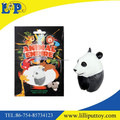 PVC Animal ring toy for kids panda
