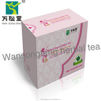 Natural health herbal tea for instant suagr ginger tea
