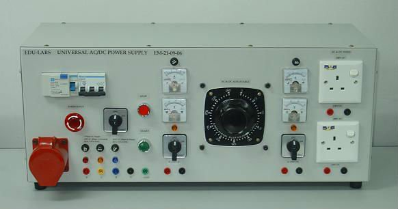 Universal AC/DC Power Supply (Single Phase)
