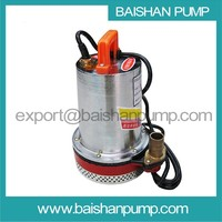 12V DC battery as power charger submersible water pump