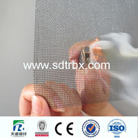 invisible mesh screen,skylight window with fly net,top hung windows with mosquito screen
