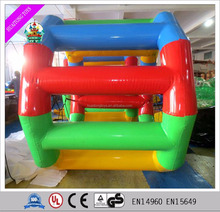 2016 Selling like hotcakes fun water sport games teamwork games props inflatable sport for adult and kids