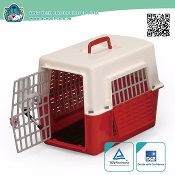 high qual new premium Pet Transport Box Small Animals Travel carrier cage