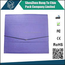 New product Office&School good price A4 size customized printing paper portfolio