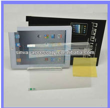 Manufacturer high transparent screen protector for ipad mini clear screen protector