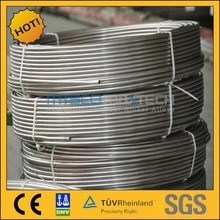 316 Seamless Stainless Steel Condenser Coil Tube/Tubing