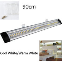 Touch Switch 12v dimmable led cabinet light 10w /led strip with aluminium profile (SC-D107A)