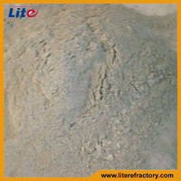 Wear Resistant Furnace and Rotary Kiln Used High Alumina Castable Refractory Cement for Philippines