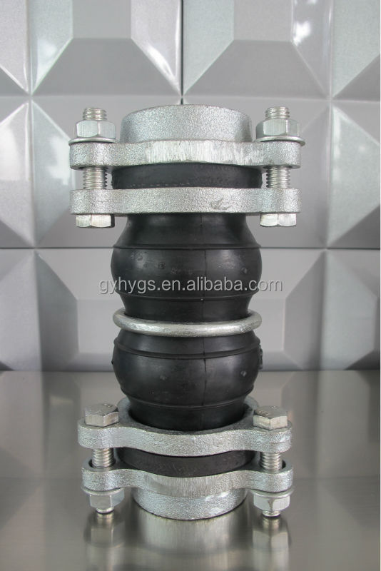 Favorable price threaded rubber expansion joint