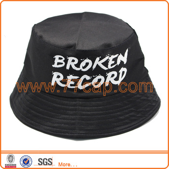 Hot Sales Cheap Cool Custom Reversible Bucket Hats Bulk