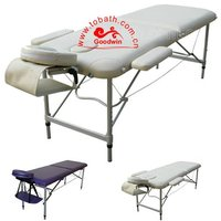 2014 new style wholesale cheap price portable foldable aluminum massage table GW-A01