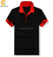 Fashion mens polo t shirts 100% cotton heavy weight polo t shirt
