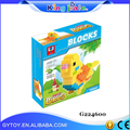High qulity funny plastic building blocks for kids
