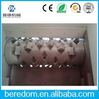 New Design Blades Plastic Single Shaft Shredder And Knives Crusher