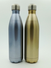 Double wall BPA-free vacuum stainless insulated bottle with good offer