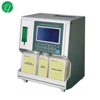Auto Blood Cell Counter Serum Electrolyte Analyzer