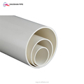 China supplier free sample corrosion resistant plastic PVC pipe