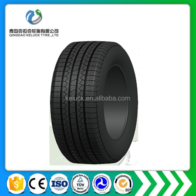 Chinese winter studded tubeless Car Tyres New 235/75R15