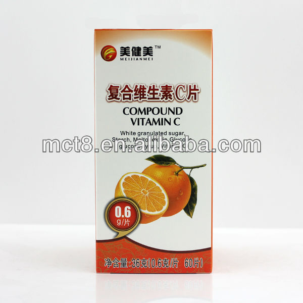 My Gym Compound Vitamin C Tablet/Vitamin C Tablet/Healthy food