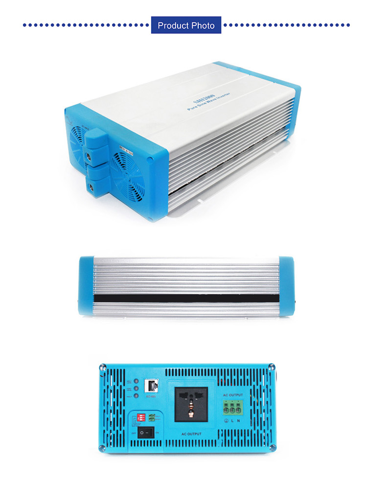 Pure Sine Wave Inverter 2KW