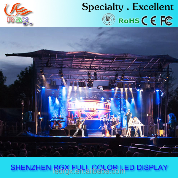 P10 youtube outdoor LED display led video wall ali online shopping