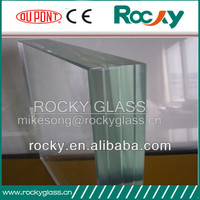 DuPont SGP Laminated Glass