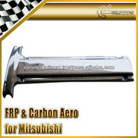 For Mitsubishi Evolution EVO 4 5 6 7 8 9 Carbon Fiber Plug Cover