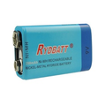 Rechargeable NI-MH 9V Battery for Power Saving