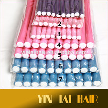 42pcs/package new DlY package Factory price high quality foam hot water hair roller