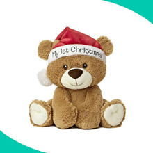 china cotton filling bear doll toy cheap wholesale japanese bear decoration christmas teddy bear