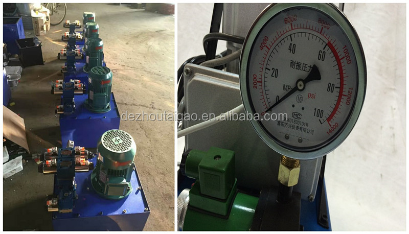 Hydraulic Cylinder Hydraulic Electric Oil Pump/Pump Station