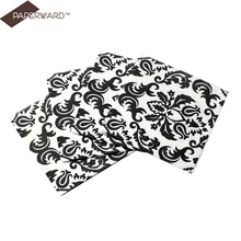 Cheap promotion dinner tissue napkin