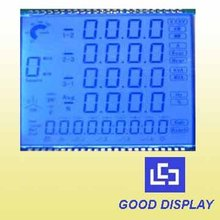 LCD for Power meter