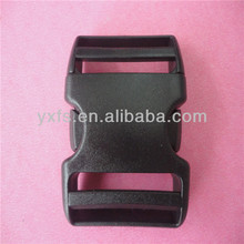 Plastic Curved Double Adjustable 35MM Insert Buckle