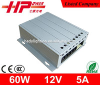 Durable and attractive led driver power supply factory outlet led smps constant voltage led driver 60w