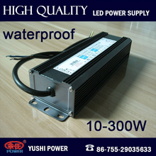 long lifeetime constant current waterproof output DC 35-54V 150W emergency light led driver