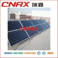 250w good cell quality full certificate flexible poly solar panel with hot sale