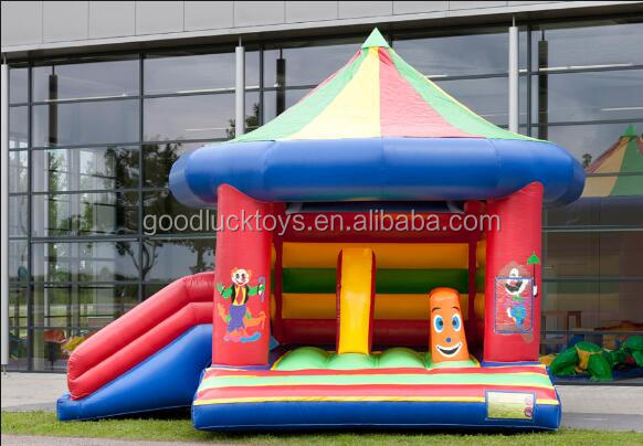 hot sale inflatable circus bounce fantastic jump inflatable kid pvc inflatable manufacturer