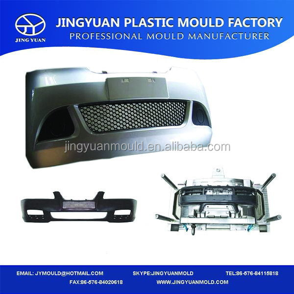 Latest Fashion quality front bumper for mazda 3 mould