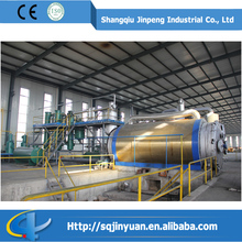 JINPENG Classical Full Open Door Used Plastic Recycling Machine