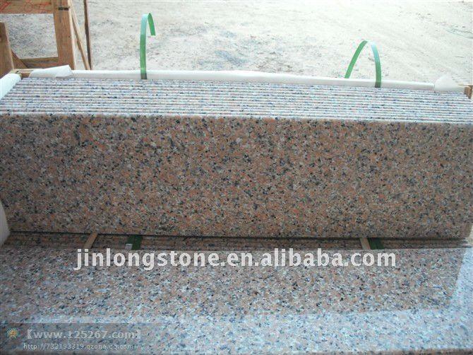 Rosa porrino granito escalera escaleras identificaci n del for Granito rosa porrino