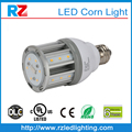 Good quality 6 years warranty 130lm/w DLC e27 corn led