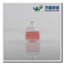 60ml transparent glass fragrance diffuser bottle for car use wholesale