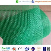 Plastic screen mesh