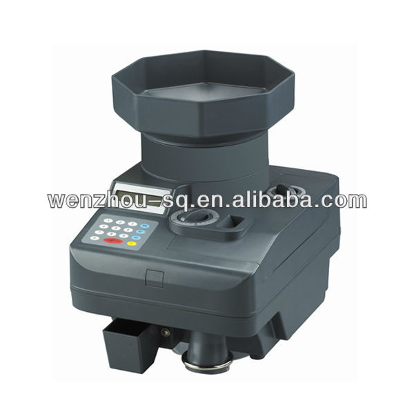 High Speed Coin Counter&Sorter Coin Counting Machine