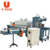 PE film Automatic Bottle Shrink Wrapping Machine For Bottles