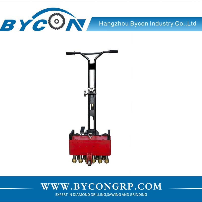 DSM-11 11X1600 hits/min Portable Concrete Finishing Floor Scabbler concrete chipping machine