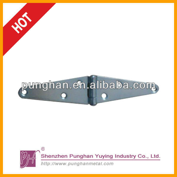 Factory Wholesale Stainless Steel Strap Hinges